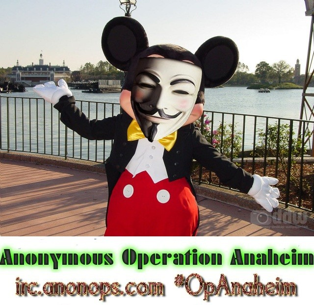 poster for Operation Anaheim