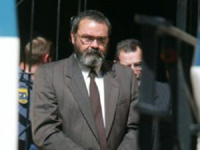 Mike Du Toit was found guilty of treason