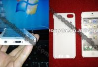 iPhone 5 leaked image from a Chinese case manufacturer