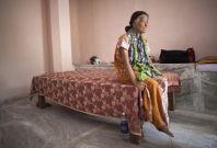 Acid victim Sonali Mukherjee