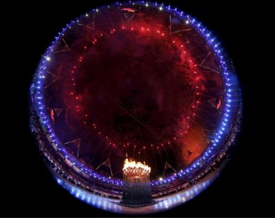 London 2012 Opening Ceremony