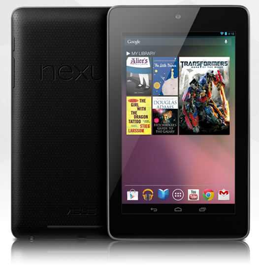 Google Nexus 7 Up for Grabs at Carphone Warehouse in UK