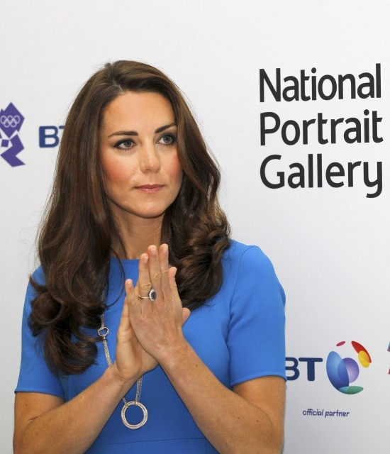 Kate Middletons Olympic Spirit