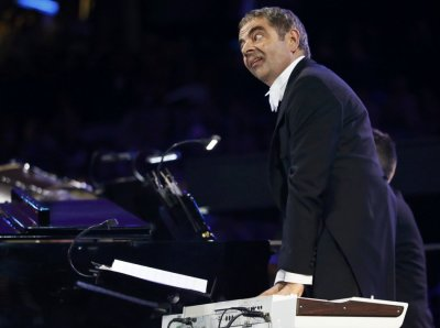 Mr Bean at 2012 London Olympics