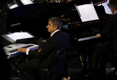 Mr Bean at 2012 London Olympics