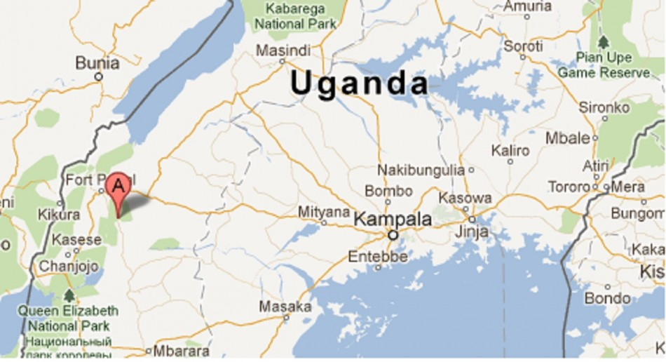 Kibale, Uganda