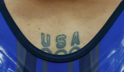 London 2012 Olympic Tattoos