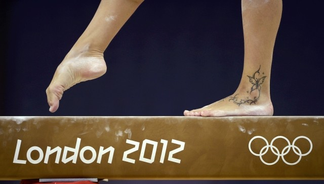 2012 London Olympics: Athletes Show High Spirit With