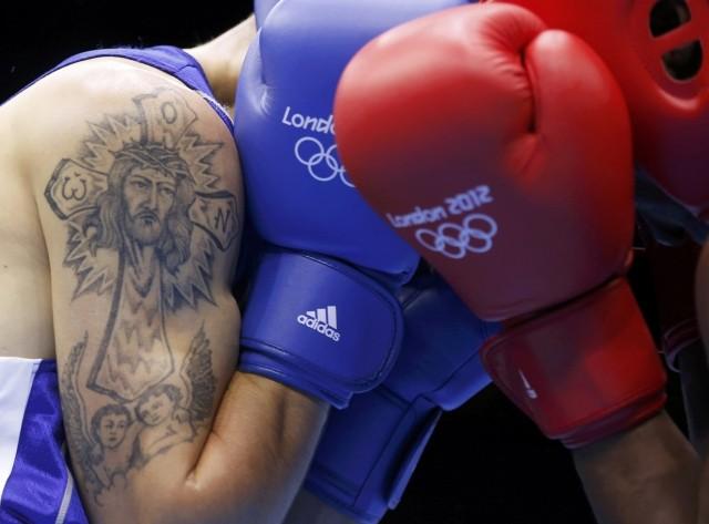 London 2012 Olympic Tattoos
