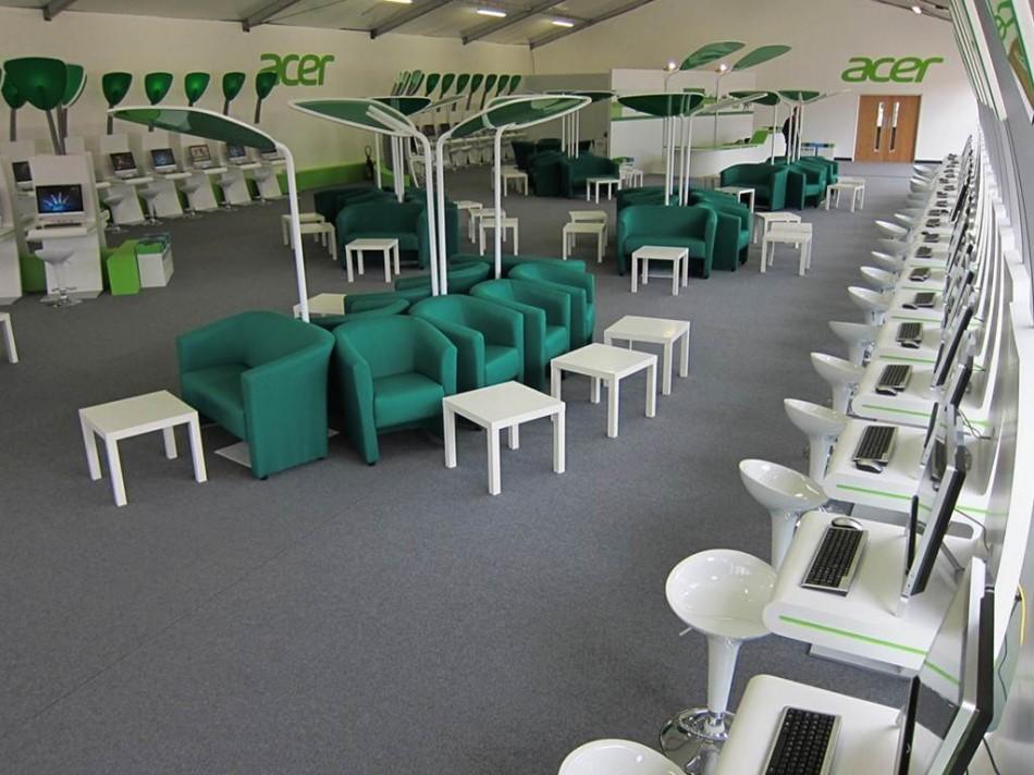 Acer Park Pavillion