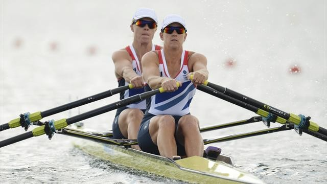 Katherine Grainger and Anna Watkins