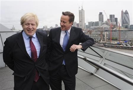 Tory voters have said Boris Johnson should succeed from David Cameron as leader of the Conservatives (Reuters)