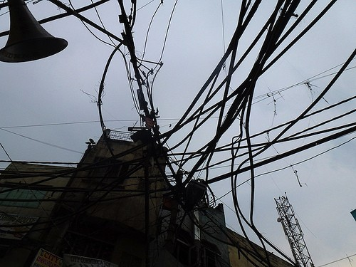 India's Aging Electrical Grid