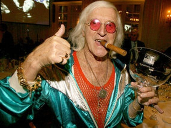 Sir Jimmy Savile requested all his possessions be sold for charity after his death (Reuters)