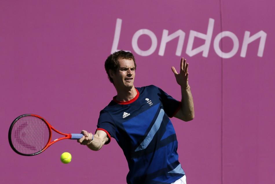 2012 London Olympics - Andy Murray