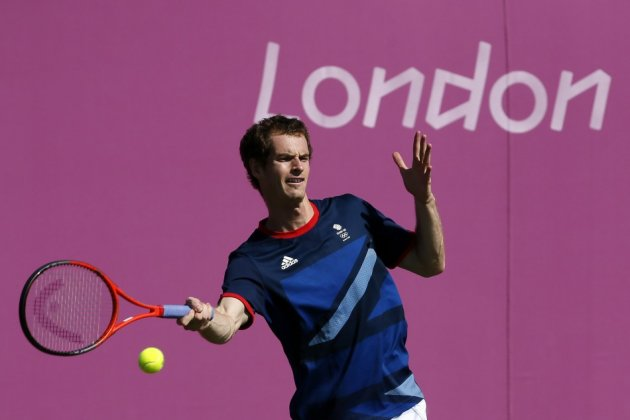 2012 London Olympics - Andy Murray