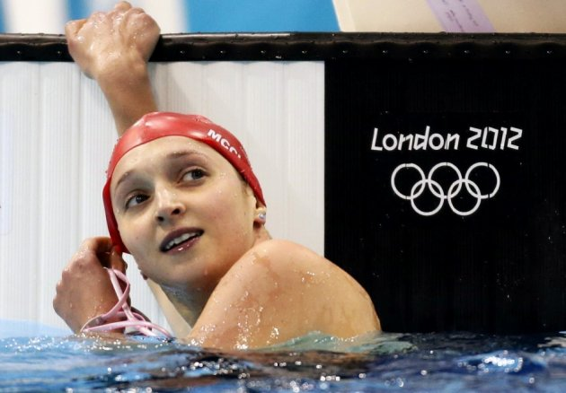 2012 London Olympics - Caitlin McClatchey