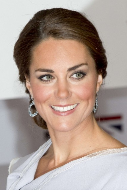 Kate Middletons Olympics Style Statement