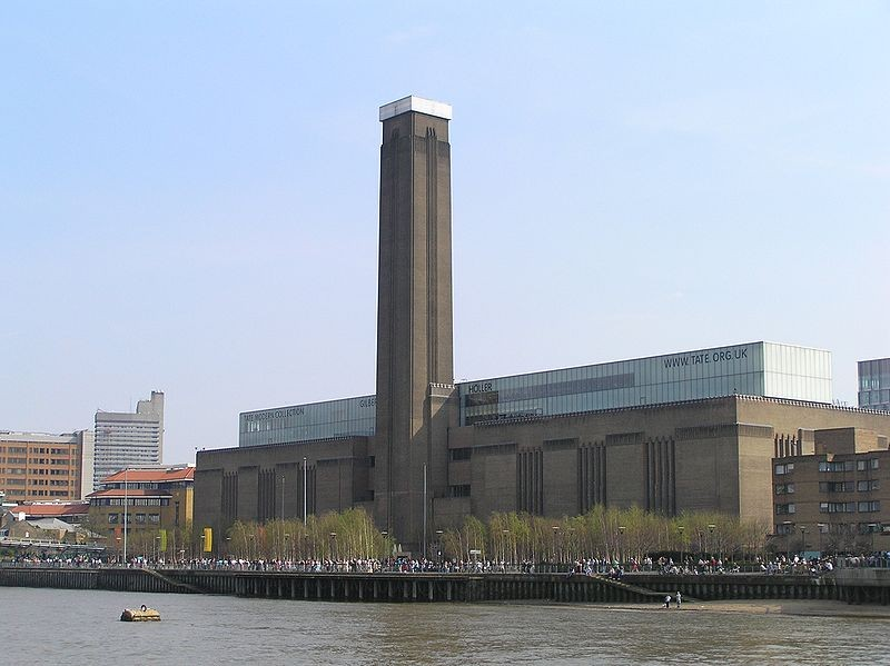 Tate modern london art museum to host first exhibition of for Minimal art gallery london