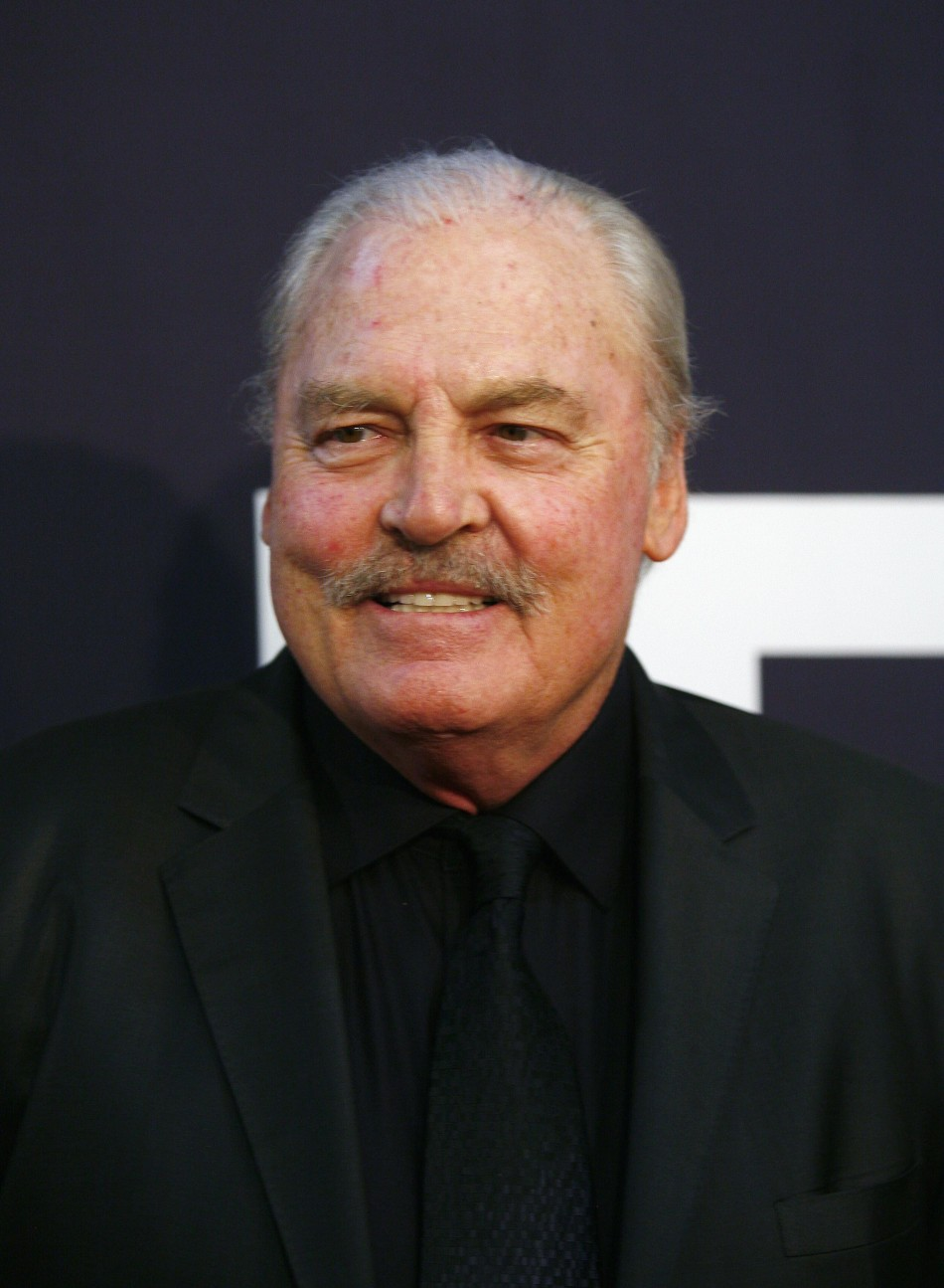 Cast member Keach attends the premiere of the film quotThe Bourne Legacyquot in New York