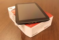 Motorola Xoom 2 Media Edition Android Tablet Review box