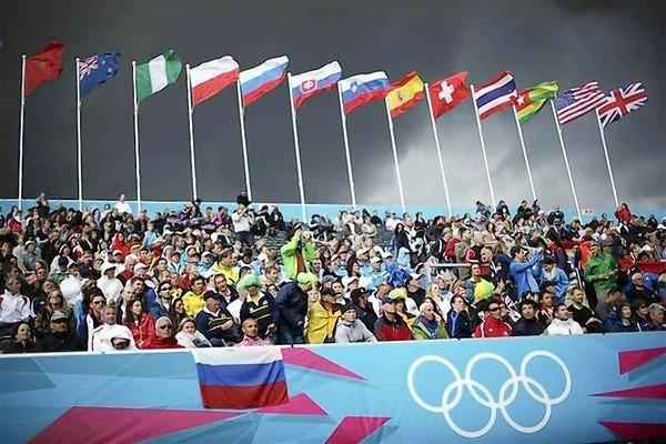 NBC Olympics Twitter BBC Proxy