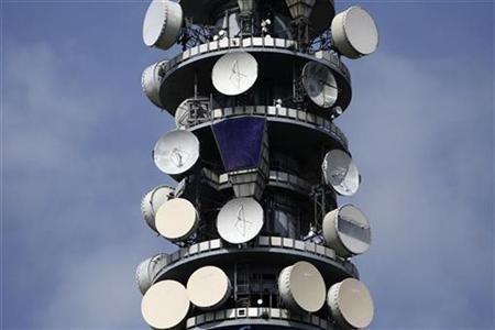 Television mast