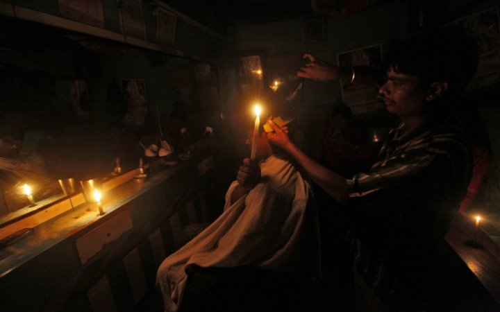 india power cut
