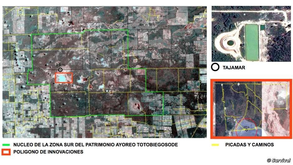 Satellite Pictures Reveal Secret Agenda of Ranchers to Steal Uncontacted Tribe Land