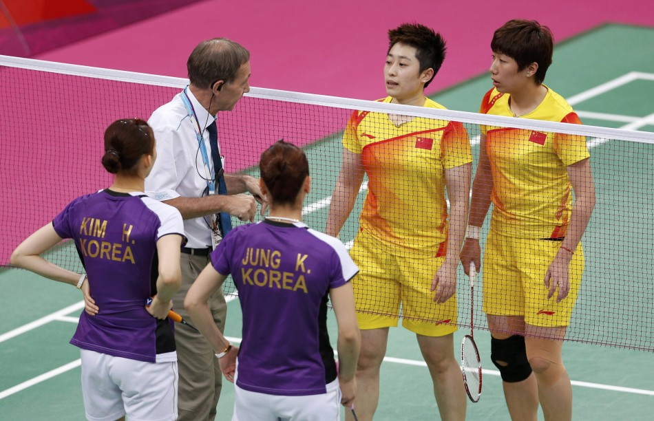 Badminton Matches