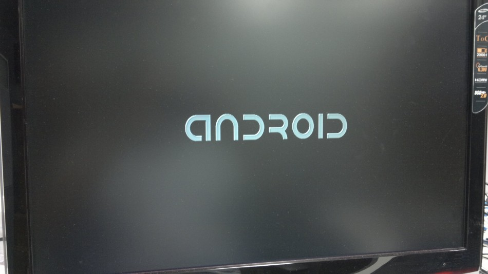 Android 4 Ice Cream Sandwich Ported to Raspberry Pi 01
