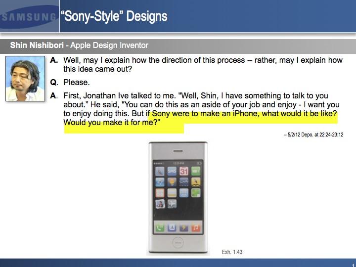 Samsung P700 Evidence