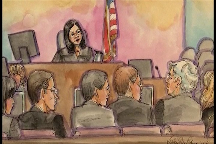 Apple Samsung Patent Trial