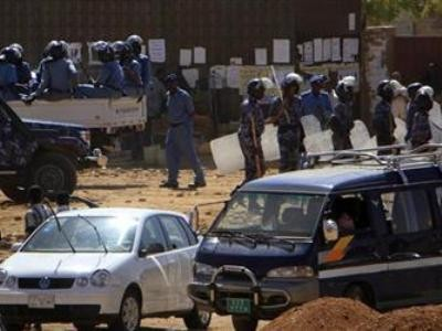 protests in Nyala