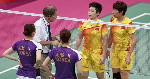 Korea and China
