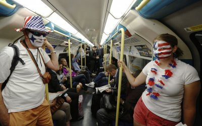 Tube travellers