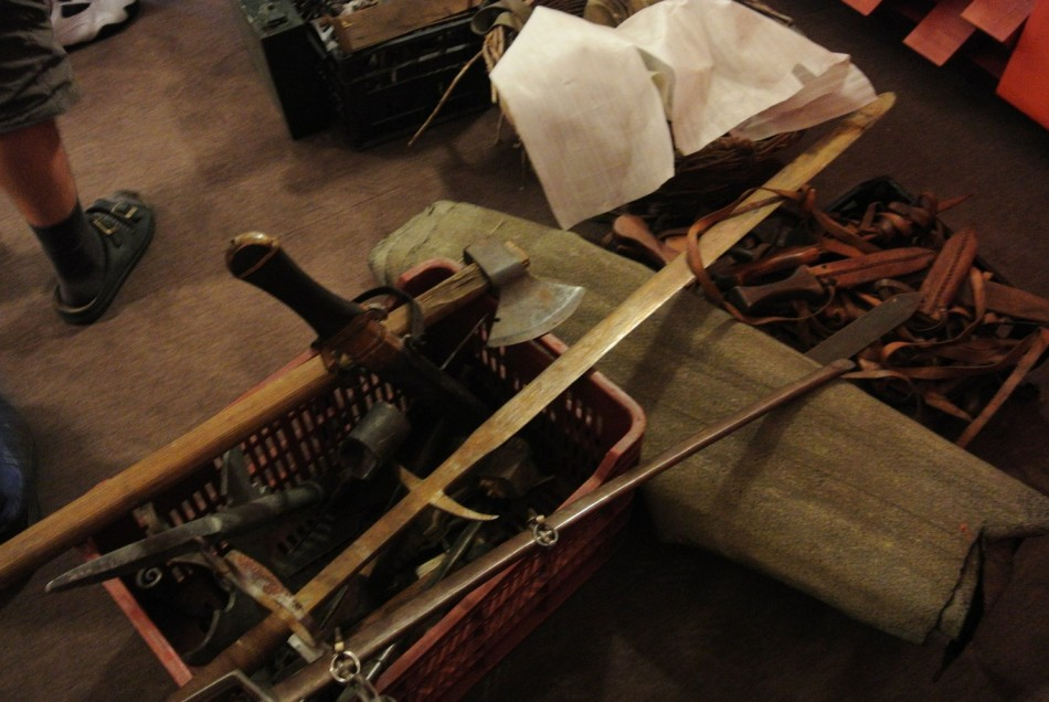 The Incredible Adventures of Van Helsing weapons for sound effects
