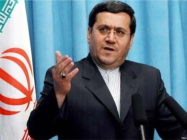 Iran Deputy Foreign Minister for Consular and Iranians Affairs Hassan Qashqavi