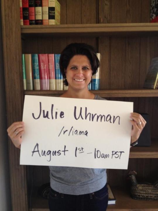 Julie Uhrman
