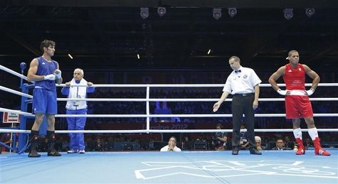 London Olympics 2012: More Controversy as Boxer Accuses
