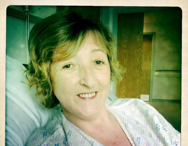 Davina McCall's sister Caroline