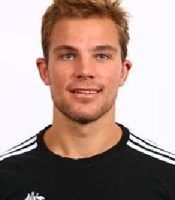 Australian rower Joshua Booth