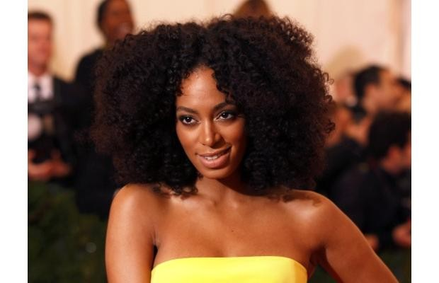 Solange Knowles.