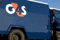 G4S Truck