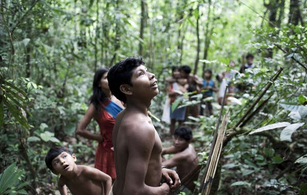 Brazil Judge Halts Expansion of Controversial Rail Line through Threatened Tribe Territory