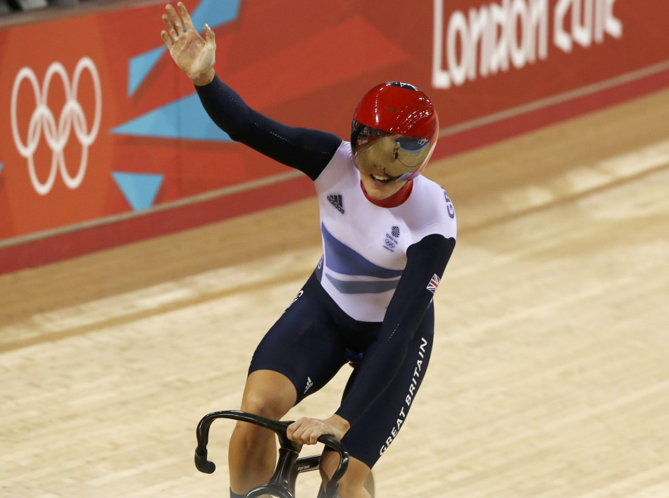 London 2012 Olympics Day Seven Preview Adlington Track