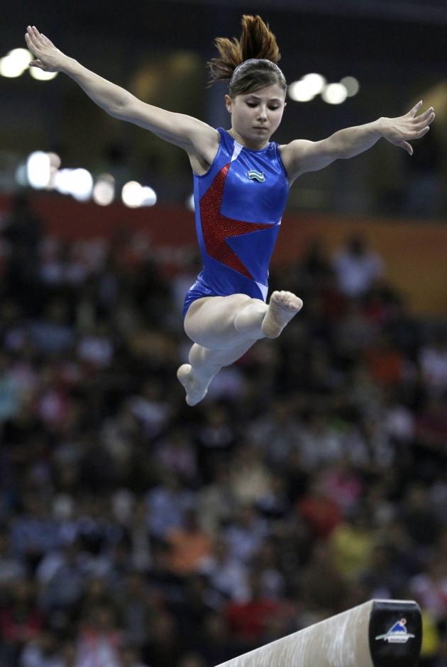 London 2012 Olympics: Uzbek Athlete Banned for Doping