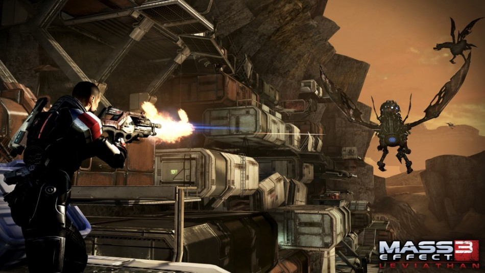 'Mass Effect 3: Leviathan' Single-Player DLC Announced [SPOILERS]