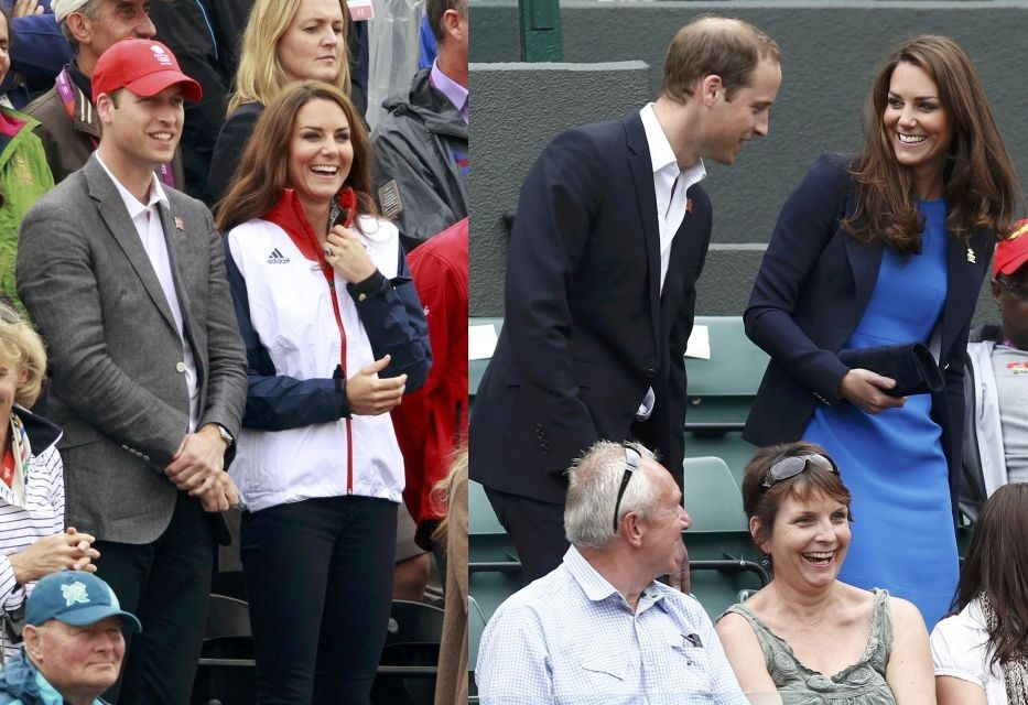 From Regal to Sporty: Kate Middleton's Style Evolution at ...