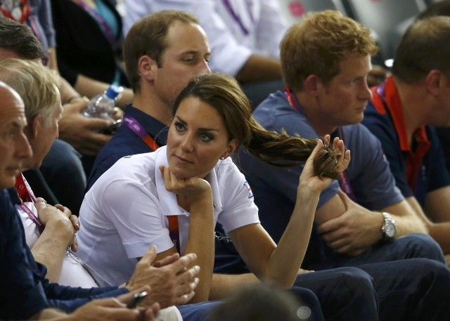 Kate Middleton's Style Evolution at London 2012